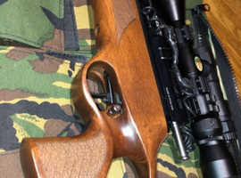 Falcon prairie air rifle