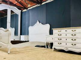 French Antique bedroom set