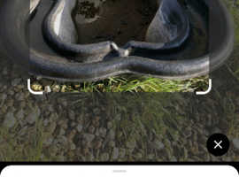 Preformed pond