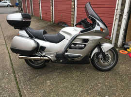 honda pan european st1100. smashing low milage lots of history great condition pan european