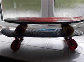 2 skateboard