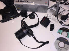 Panasonic DMC-GF2 CAMERA