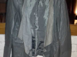 Women's genuine leather Oasis jacket small