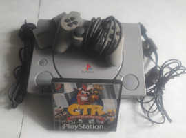 Ps1 Game Console and And Game