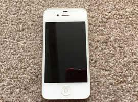 iPhone 4s unlocked. Always cased so vgc