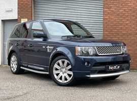2013 Land Rover Range Rover Sport 3.0 SD V6 Autobiography Sport Fabulous Specification, Low Miles