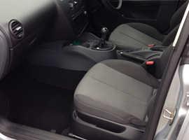 Seat Leon, 2009 (59) Grey Hatchback, Manual Diesel, 135,000 miles