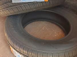 Tyres X2 brand new