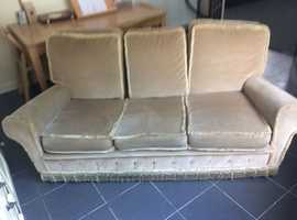 Free 3 seater sofa - collection only