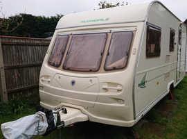 Superb Avondale 5 berth caravan for sale