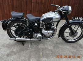 Triumph 3T 350 twin 1950