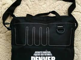 Black Fabric Shoulder / Holdall Bag