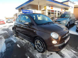 Fiat 500, 2010 , Manual Petrol,  PART EX WELCOME