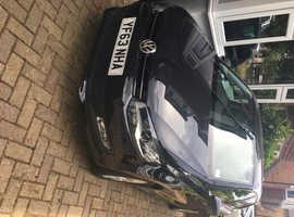 Volkswagen Polo, 2013 (63) Black Hatchback, Manual Petrol, 65,800 miles