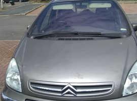 Citroen Xsara, 2009 (59) Brown Estate, Manual Petrol, 113,000 miles