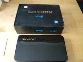 Skybox F5s satellite receiver
