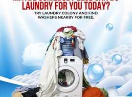 Laundry & ironing services