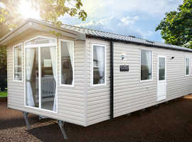 Brand new Swift Bordeaux holiday home in Northumberland