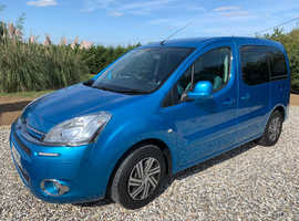 2014 Berlingo Multispace VTR Automatic Wheelchair Accessible Disabled WAV 12K Miles