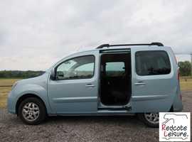 Renault Kangoo, 2011 (61) Blue MPV, Manual Diesel,  miles