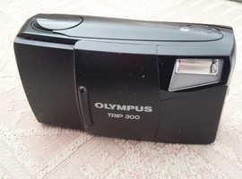 Olympus Trip 300 Film Camera
