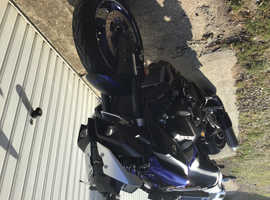Yamaha mt10 Bmw s1000r Tuono v4 factory