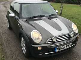 Mini MINI, Cooper 2006 (06) Grey PARK LANE Manual Petrol, 85,000 miles