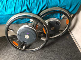 Emotion wheels for spares or repair