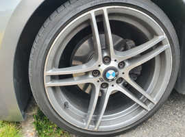 Bmw 19inch front alloy wheel