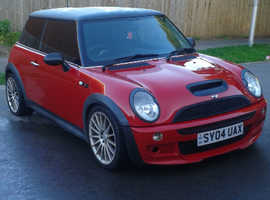 Mini MINI, 2004 (04) Red Hatchback, Manual Petrol, 105,000 miles