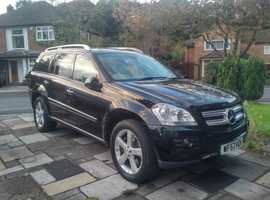Mercedes GL 320 , FSH , RARE AND IMMACULATE , MUST SEE BARGAIN !!!