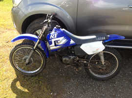 YAMAHA DT 100 / RT  IN VGC STARTS FIRST KICK RARE 90s 2 STROKE.