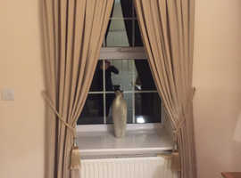 Beautiful Chenille Curtains