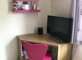 Complete girls bedroom furniture set