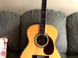 Crafter acoustic guitar with solid Engelmann Spruce top ABSOLUTE BARGAIN
