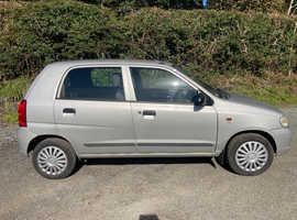 Suzuki Alto, 2005 (05) Silver Hatchback, Manual Petrol, 82,250 miles