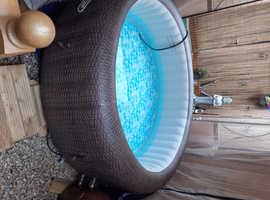 Hot tub st Moritz