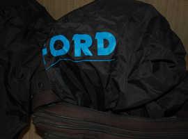Oxford  saddle bags