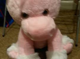 Pink unicorn large