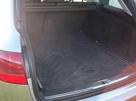 Audi A6, 2009 (09) Grey Estate, Automatic Diesel, 108,000 miles