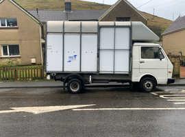 horse lorry