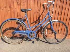 Raleigh Chiltern Ladies Vintage Roadster Bicycle