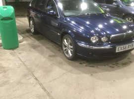 Jaguar x type estate