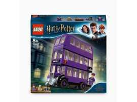 Lego harrypotter knight bus new 8+