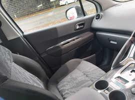 Peugeot 3008, 2011 (11) Silver Hatchback, Semi auto Diesel, 89,600 miles