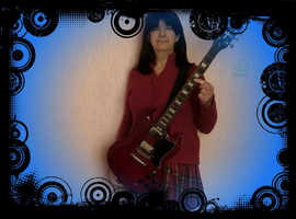 Free Private Electric Guitar lessons