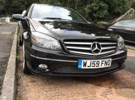 Mercedes CLC-CLASS, 2009 (59) Black Coupe, Automatic Petrol, 76500 miles