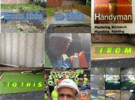 building & property maintenance services