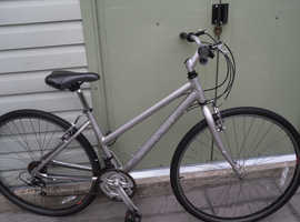 ladies barrosa atlanta hybrid bicycle
