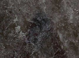 Kitchen floor tiles black/silver grey